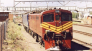 Traction Motor Brushes for Electric Train